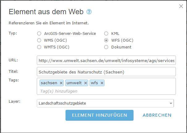 ArcGIS Online 4.2 Services ladne