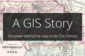 Story Map mit Cascade Template erzeugt