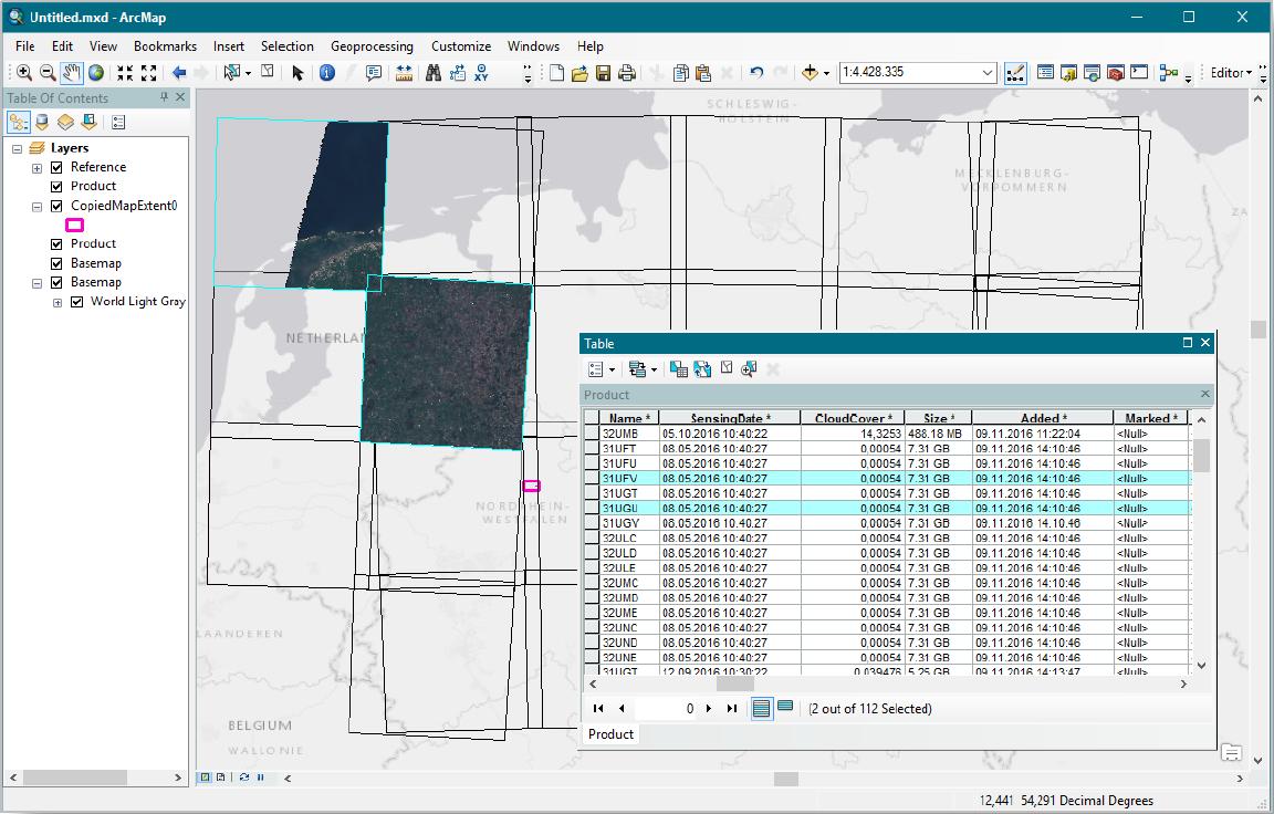 ArcGIS Sentinel2 Download Tools – ArcGIS Blog