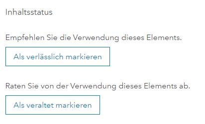 Element-status