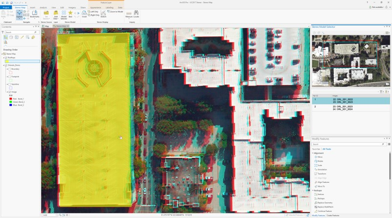 Image Analyst in ArcGIS Pro