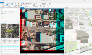 ArcGIS Image Analyst Stereo Workstation
